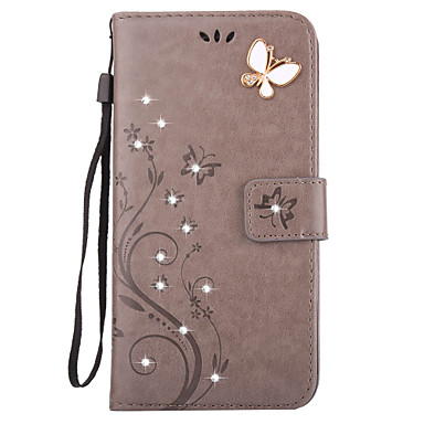 coque iphone 6 portefeuille strass