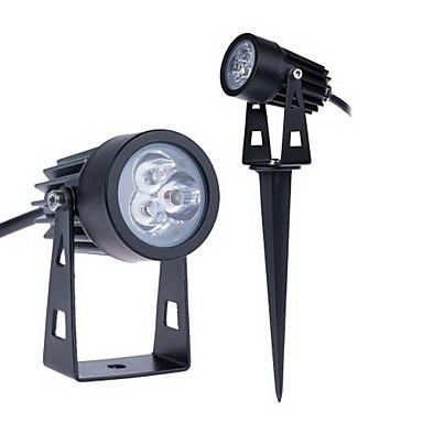 3 W 450 lm 3 الخرز LED أبيض دافئ / أبيض كول