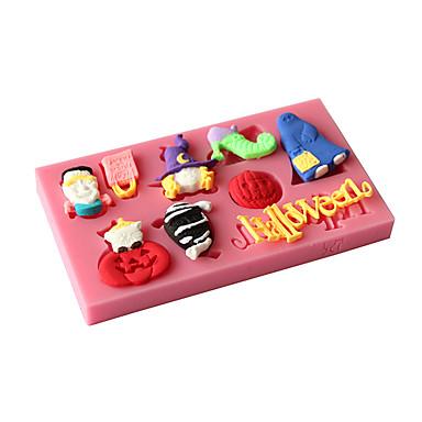 1 빵 굽기 넌스틱 / 친환경적인 / DIY / 베이킹 도구 / 3D / 고품질 Cupcake / 파이 / 피자 / 초콜렛 / 얼음 / 브레드 / 케이크 / 쿠키 실리콘 베이킹 몰드