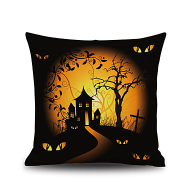 1 szt Bielizna Pokrywa Pillow, Wzory graficzne Akcent / Decorative