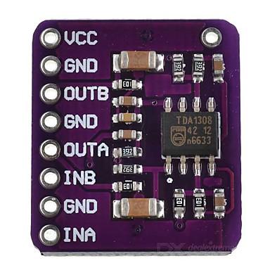# 1308 Pro Arduino Deska Pohyb