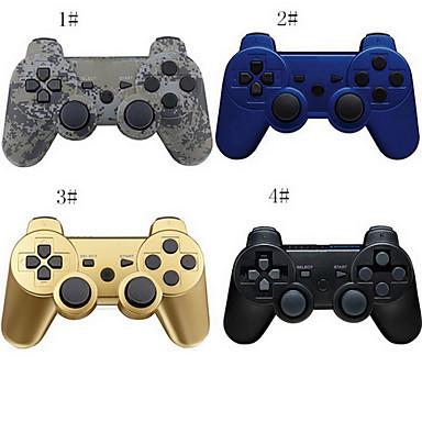 DF-0082 Bluetooth Peli ohjain Käyttötarkoitus Sony PS3 ,  Pelikahva Peli ohjain ABS 1 pcs yksikkö