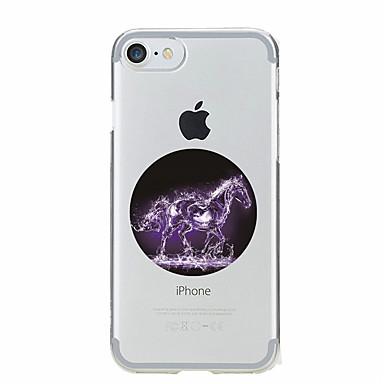 Na Wzór Kılıf Etui na tył Kılıf Wzór zwierzęcy Miękkie TPU na AppleiPhone 7 Plus / iPhone 7 / iPhone 6s Plus/6 Plus / iPhone 6s/6 /