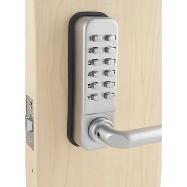 billige Adgangskontrolsystemer-304 Rustfrit stål Smart Home Security System Hjem Fabrik Villa Kontor Hotel lejlighed Rustfrit stål dør Kompositdør Wooden Door