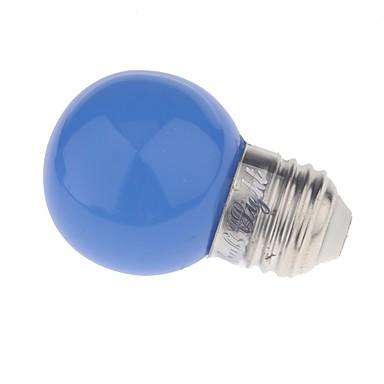 YouOKLight 3W 240 lm E26/E27 Oświetlenie dekoracyjne A60(A19) 6 Diody lED Dip LED Dekoracyjna Żółty Niebieski Czerwony AC 220-240V AC
