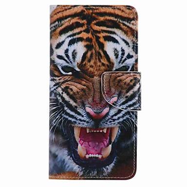 غطاء من أجل Samsung Galaxy J7 Prime J5 Prime حامل البطاقات محفظة مع حامل غطاء كامل للجسم حيوان قاسي جلد PU إلى J7 Prime J5 Prime