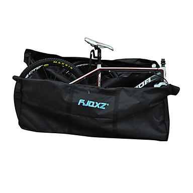 رخيصةأون حقائب الدراجة-FJQXZ النقل والتخزين الدراجة غطاء مقاوم للماء سريع جاف يمكن ارتداؤها حقيبة الدراجة 1680D بوليستر أكسفورد حقيبة الدراجة حقيبة الدراجة أخضر / الدراجة