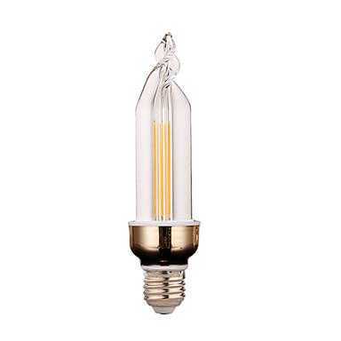 E26/E27 Διακοσμητικό Φως 2 leds COB Διακοσμητικό Θερμό Λευκό Ψυχρό Λευκό 300-400lm 2800-3200/6000-6500