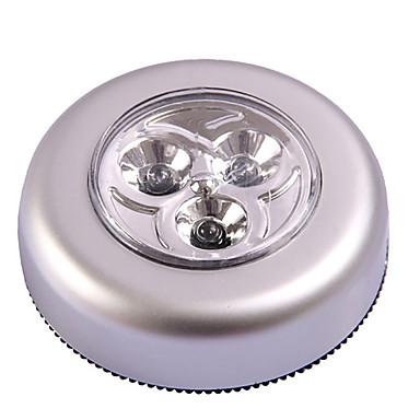 Üç ev lamba led lamba acil lamba dokunmatik lamba kamp lamba duvar lambası otomobil kuyruk kutusu (pil dahil değildir)