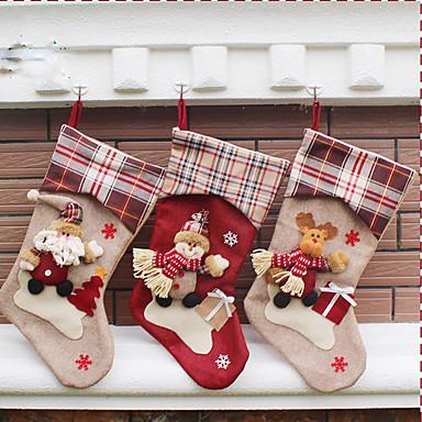 1cover) (más stílusú) újkeletű ház díszítés karácsonyi díszek karácsonyi harisnya