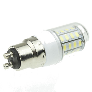 SENCART 7W 3000-3500/6000-6500lm GU10 LED Mısır Işıklar 40 LED Boncuklar SMD 5630 Dekorotif Sıcak Beyaz / Serin Beyaz 220-240V / RoHs