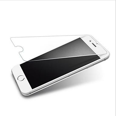 حامي الشاشة Apple إلى iPhone 7 Plus زجاج مقسي 1 قطعة حامي شاشة أمامي غير لامع 2.5Dحافة منعظفة 9Hقسوة