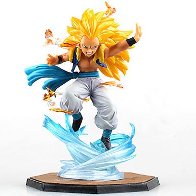 Anime Φιγούρες Εμπνευσμένη από Dragon Ball Στολές Ηρώων Anime Αξεσουάρ για Στολές Ηρώων εικόνα PVC