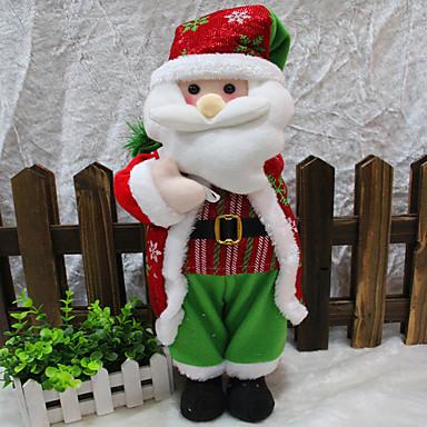 1pc noel süsleri Noel Baba sırt çantası christmas pencere dekorasyon yılbaşı süs malzemeleri