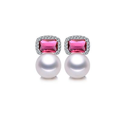 Γυναικεία Κρεμαστά Σκουλαρίκια Μαργαριτάρι Κοσμήματα Για Πάρτι Καθημερινά Causal