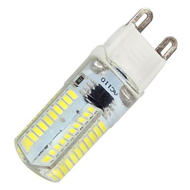 380 lm G9 G8 Żarówki LED kukurydza T 80 Diody lED SMD 3014 Przysłonięcia Dekoracyjna Ciepła biel Zimna biel AC 220-240V 110-120