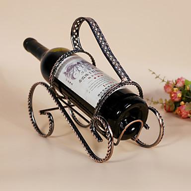 Şarap Rafları Dökme Demir,23.5*11*20CM Şarap Aksesuarlar