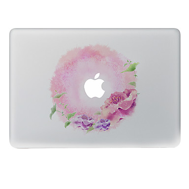 1 parça Çizilmeye Dayanıklı Oynanan Apple Logosu Şeffaf Plastik Vucüt Stickerları Tema IçinMacBook Pro 15'' with Retina MacBook Pro 15''