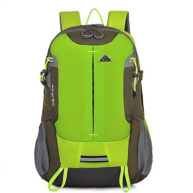 36-55 L sırt çantası Bisiklet Sırt Çantası Sırt Çantası Paketleri Kamp & Yürüyüş Tırmanma Serbest Sporlar Seyahat Su Geçirmez Nefes