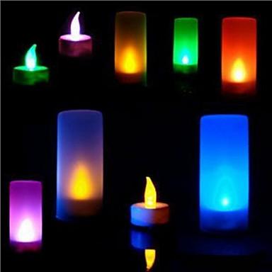 Oświetlenie LED Metalic Plastikowy Dla dziewczynek Prezent 1pcs