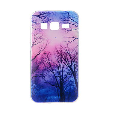Kılıf Na Samsung Galaxy J7 (2016) J5 (2016) Wzór Etui na tył Krajobraz Miękkie TPU na On7(2016) On5(2016) J7 (2016) J7 J5 (2016) J5 J3 J3