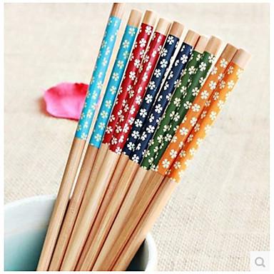 Drewno pałeczki do jedzenia Pałeczki np. do ryżu