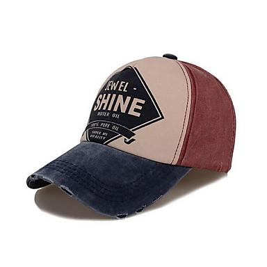 Kapelusz Cap Keep Warm Wygodny na Baseball Klasyczny Bawełna