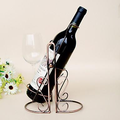Şarap Rafları Dökme Demir,18.5*11*27CM Şarap Aksesuarlar