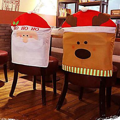 elk zestawy krzesełkowe ozdób choinkowych 50 * 60cm