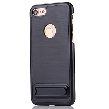 Pouzdro Uyumluluk Apple iPhone 8 iPhone 8 Plus iPhone 7 iPhone 6 iPhone 5 Kılıf Kart Tutucu Su / Kir / Şok Kanıtı Arka Kılıf Zırh Sert PC