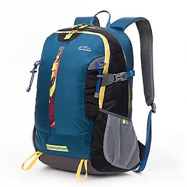 20-35 L sırt çantası Seyahat Duffel Sırt Çantası Paketleri Kamp & Yürüyüş Tırmanma Serbest Sporlar Seyahat Giyilebilir Tuval