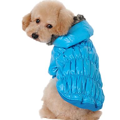 Koira Takit Koiran vaatteet Sievä Rento/arki Tukeva Musta Kahvi Punainen Sininen