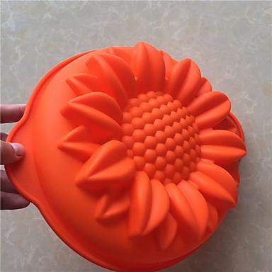 Εργαλεία ψησίματος Σιλικόνη Αντικολλητικό / 3D / Φτιάξτο Μόνος Σου Ψωμί / Κέικ / Μπισκότα ψήσιμο Mold