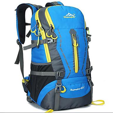 45L Plecaki / Kolarstwo Plecak / plecak - Wodoodporny, Oddychający Camping & Turystyka, Wspinaczka, Sport i rekreacja Brezentowy Clover,