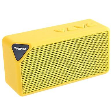 Kablosuz bluetooth hoparlörler 2.0 CH Dış Mekan / Stereo / Mini / Hafıza Kartı Desteği / Destek FM
