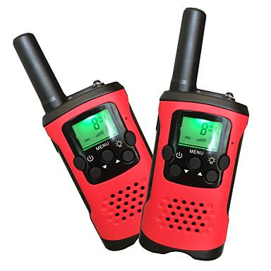 T48 Walkie Talkie Handheld Anolog VOX Encryption Auto-Transpond Keylock Backlight LCD Display Scan Monitoring 5KM-10KM 5KM-10KM 22Channels