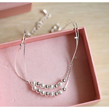 Materiał anklet / bransoletka kształt materiał funkcja pokazana ilość biżuterii damskiej i kolorowy