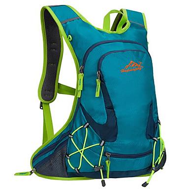 20 L sırt çantası Bisiklet Sırt Çantası Sırt Çantası Paketleri Kamp & Yürüyüş Tırmanma Serbest Sporlar Seyahat Su Geçirmez Nefes Alabilir