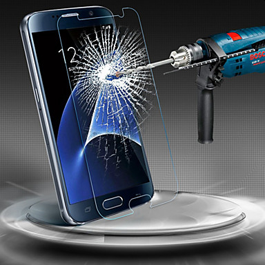 billige Skjermbeskyttere-Skjermbeskytter til Samsung Galaxy S7 / S6 Herdet Glass Skjermbeskyttelse