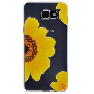 tok Για Samsung Galaxy A5(2017) A3(2017) Με σχέδια Πίσω Κάλυμμα Λουλούδι Μαλακή TPU για A5 (2017) A3 (2017) A5(2016) A3(2016)