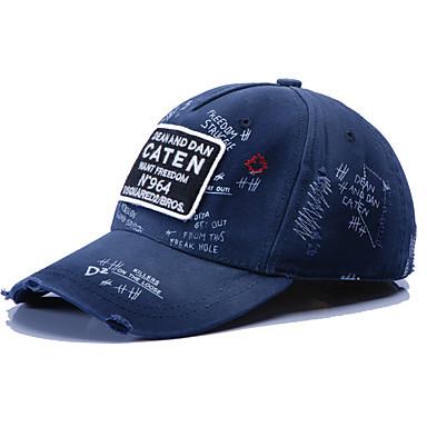 Şapka Erkek Unisex Rahat için Kamp & Yürüyüş Balıkçılık Golf Serbest Sporlar Beyzbol