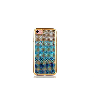 Na Galwanizowane Kılıf Etui na tył Kılıf Brokat Miękkie TPU na Apple iPhone 7 Plus / iPhone 7 / iPhone 6s Plus/6 Plus / iPhone 6s/6