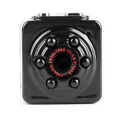 SQ9 Aksiyon Kamerası / Spor Kamera 16MP 4000 x 3000 Wifi Ayarlanabilir Su Geçirmez Kablosuz 30fps 4X ± 2EV 2 CMOS 32 GB H.264İngilizce