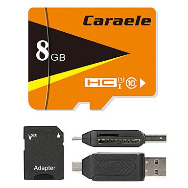 Caraele 8 γρB TF κάρτα Micro SD κάρτα κάρτα μνήμης UHS-I U1 class10