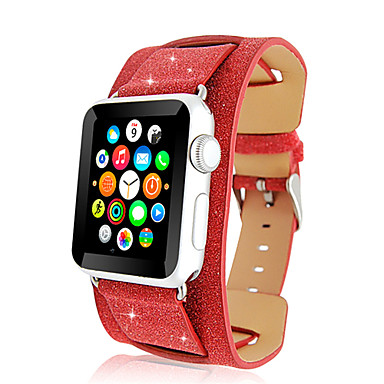Watch Band na Apple Watch Series 3 / 2 / 1 Apple Klasyczna klamra Skóra Opaska na nadgarstek