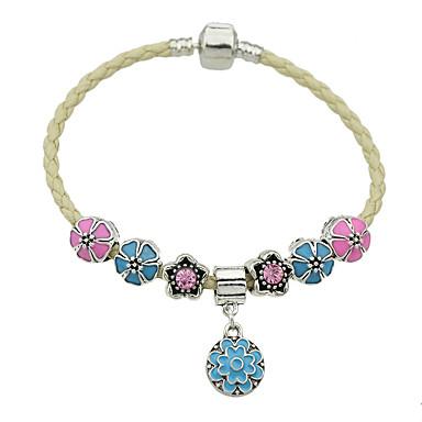 Γυναικεία Βραχιόλια Strand Φιλία Κοσμήματα Κοσμήματα Λευκό Ροζ Τριανταφυλλί Κοσμήματα Για Causal 1pc