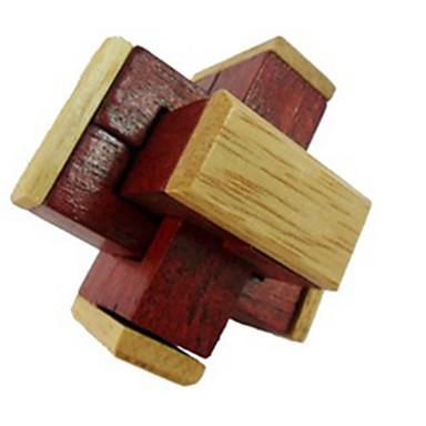 هونغ مينغ قفل ألعاب خشب 5 ل 7 سنوات 8 ل 13 سنة 14 سنة و فوق