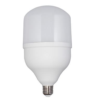 E26/E27 Żarówki LED kulki T140 120 Diody lED SMD 2835 Ciepła biel 3000lm 3000KK AC 220-240V