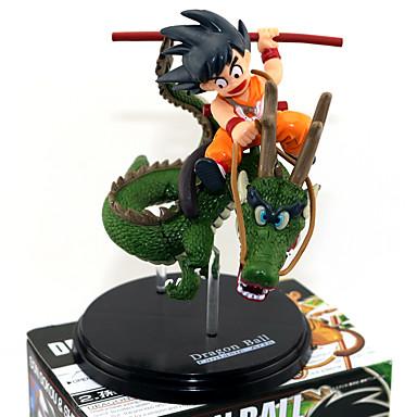 Dragon Ball Son Goku PVC 13.5CM Anime Toimintahahmot Malli lelut Doll Toy