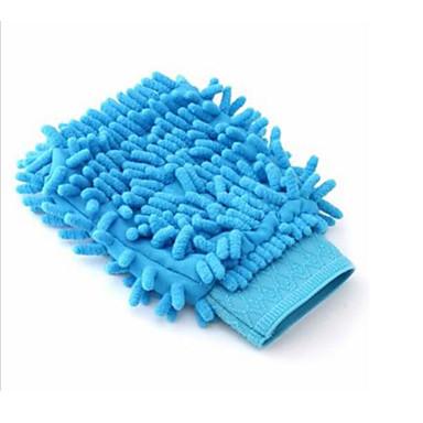 yüksek kaliteli süper ince elyaf araba temizleme aletleri rastgele renk, tekstil